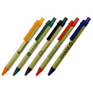 The Eco Friendly Green Ballpoint Pen